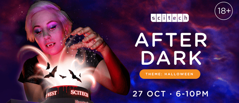 Scitech Adults-Only After Dark: Halloween
