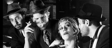 1920s Gangsters & Flappers Burlesque Cruise