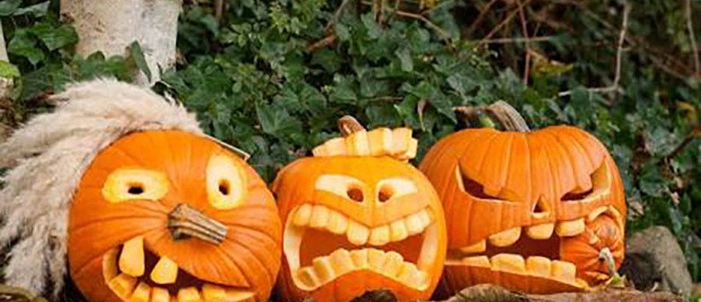Halloween Pumpkin Carving Workshop
