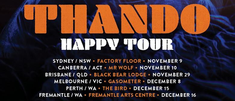Thando – Happy Tour