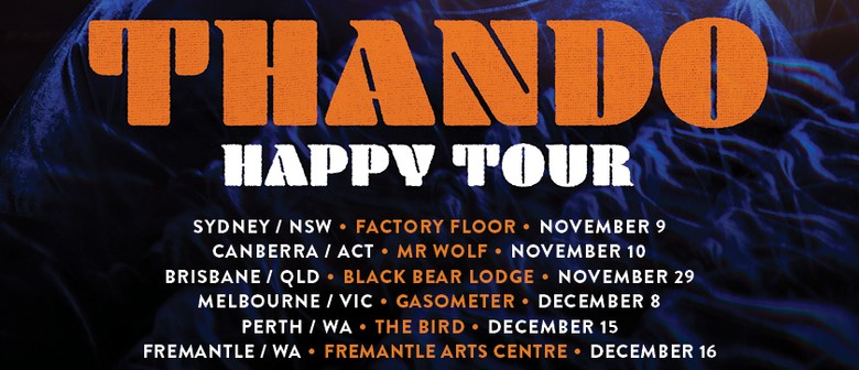Thando – Happy Tour