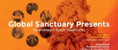 Globalsanctuary: Generations – A Forum Theatre Piece