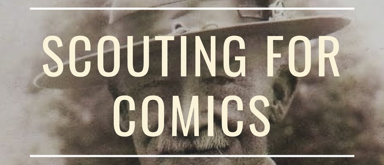 Scouting for Comics – Saturday Arvo Comedy