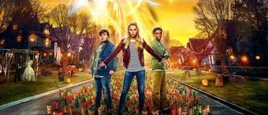 Advance Screening – Goosebumps 2: Haunted Halloween