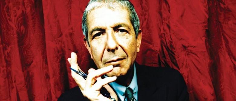 Monsieur Camembert's Leonard Cohen Show