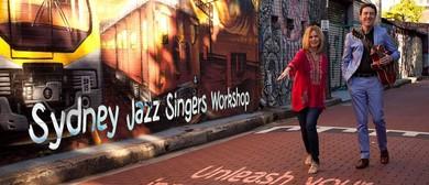 Sydney Jazz Singers Workshop Concert