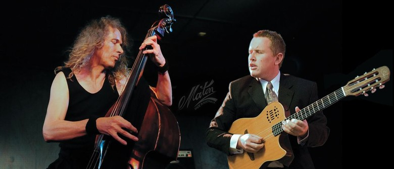 Paul Burton Duo