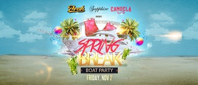 Candela Fiesta – Spring Break Boat Party