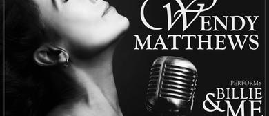 Wendy Matthews - 'Billie and Me'
