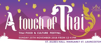 A Touch of Thai: Thai Food & Culture Festival