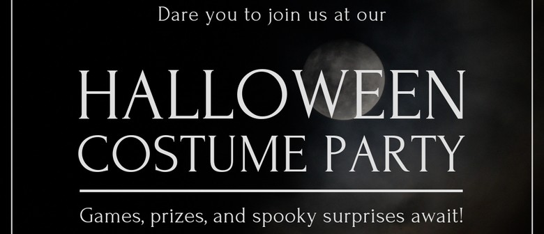 Adult Halloween Costume Party