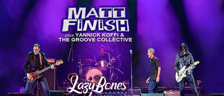 Matt Finish, Yannick Koffi & The Groove Collective
