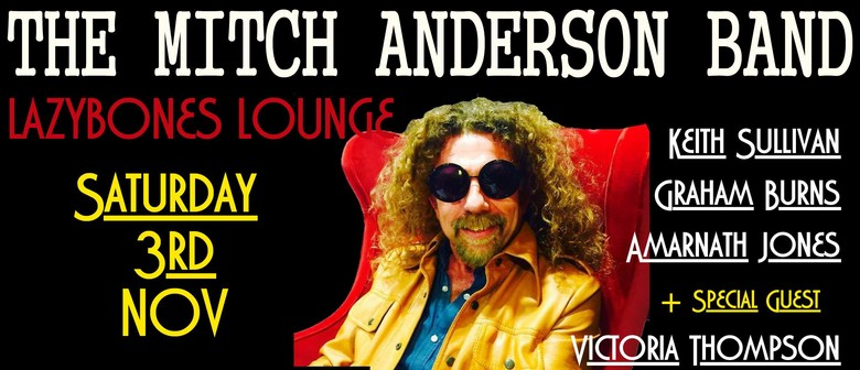Mitch Anderson Band