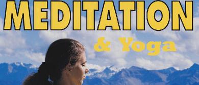 Meditation and Yoga Course
