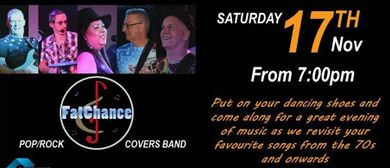 Fat Chance Band – Pop/Rock Covers Band