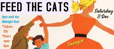 Swing Dancing with Feed The Cats