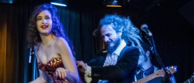 Blues & Burlesque – Sheena Miss Demeanour