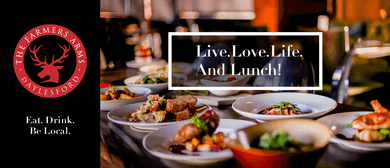 Live.Love.Life and Lunch!