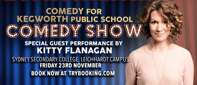 Comedy for Kegworth