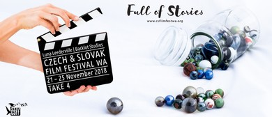 Czech and Slovak Film Festival WA