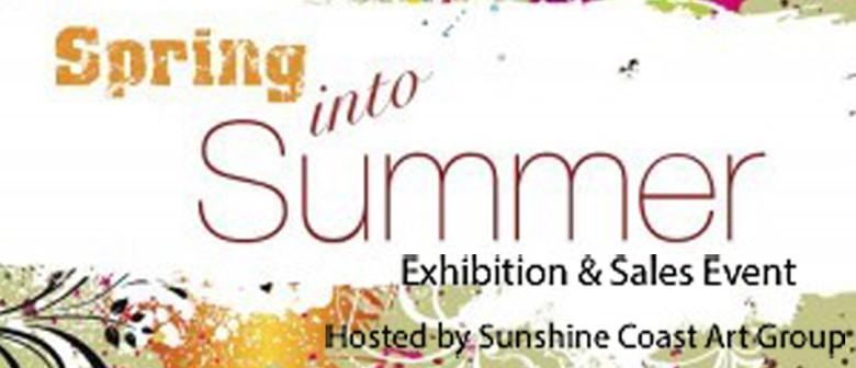 Spring into Summer – Exhibition & Sales Event
