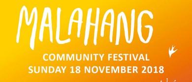 Malahang Community Festival 2018