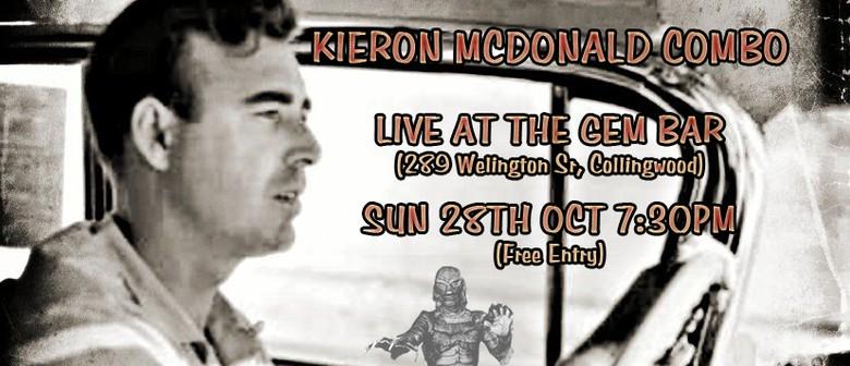 Kieron McDonald Combo