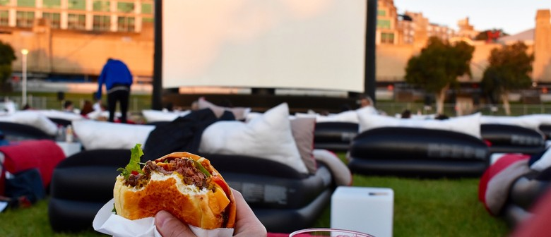Mov'In Bed – Sydney's Outdoor Bed Cinema