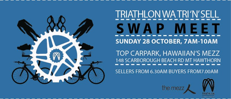 Triathlon WA Tri n Sell It Swap Meet