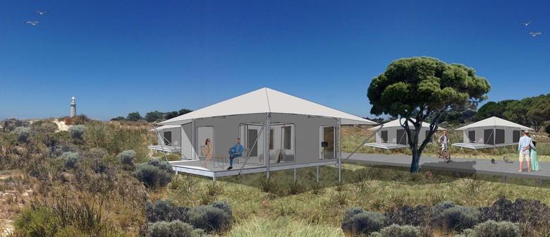 Discovery Rottnest Island Pop Up Eco Tent