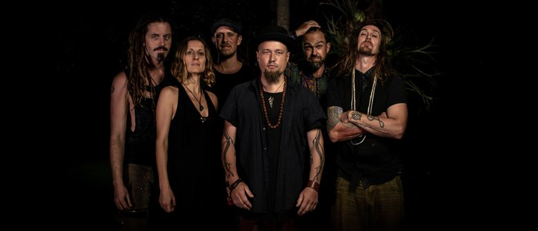 Jesse Morris and The Shakedown – Mullumbimby Music Fest
