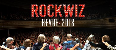 Rockwiz Revue 2018: CANCELLED