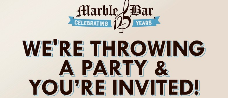 125th Birthday Party