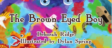 The Brown-Eyed Boy Book Launch