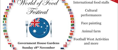World of Food Festival 2018