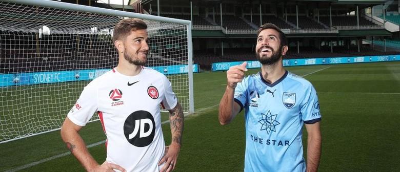 Hyundai A-League, Round 2: Sydney FC v WS Wanderers