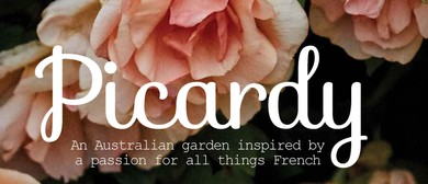 Picardy Garden – Illustrated Talk by Marian Somes