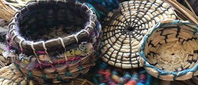 Beginners' Basketry Workshop No. 1