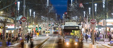 Central Melbourne's Changing Urban Landscapes
