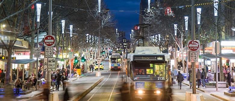 Central Melbourne's Changing Urban Landscapes