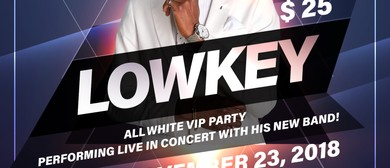 Lowkey – All White VIP Party
