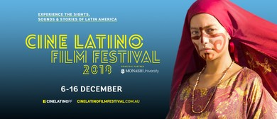 2018 Cine Latino Film Festival Perth