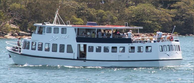 MV Sydney New Year's Eve