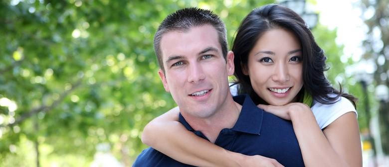 Western men asian women