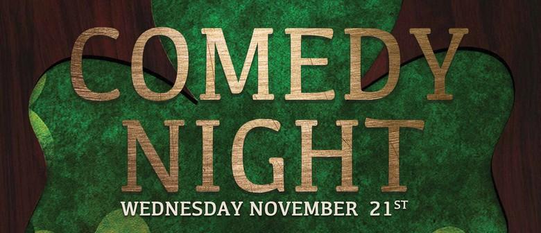Comedy Show Ft. Shayne Hunter