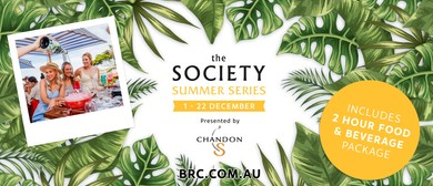 The Society Summer Series Presented By Chandon S.