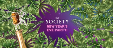The Society Rooftop New Year's Eve Party