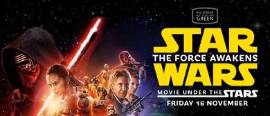 Star Wars: The Force Awakens, Movie Under the Stars