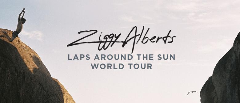 Ziggy Alberts – Laps Around The Sun World Tour - Yallingup