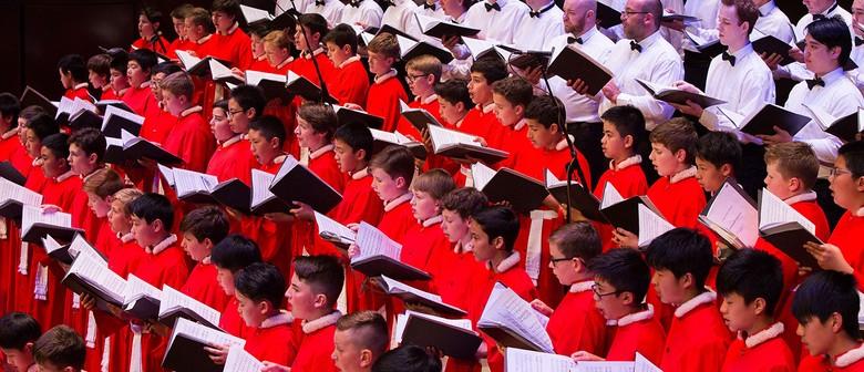 Christmas With the National Boys Choir of Australia